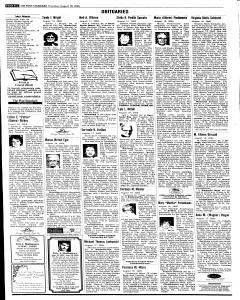 Syracuse Post Standard, August 18, 2005, Page 285