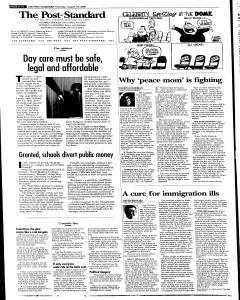 Syracuse Post Standard, August 18, 2005, Page 297