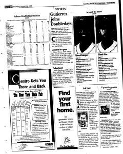 Syracuse Post Standard, August 18, 2005, Page 325