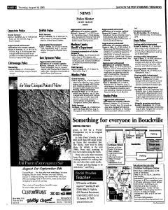 Syracuse Post Standard, August 18, 2005, Page 329