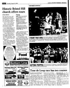 Syracuse Post Standard, August 18, 2005, Page 349