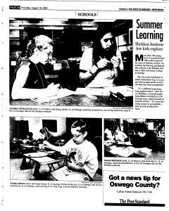 Syracuse Post Standard, August 18, 2005, Page 361