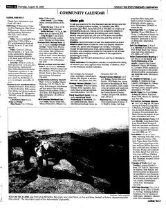 Syracuse Post Standard, August 18, 2005, Page 363