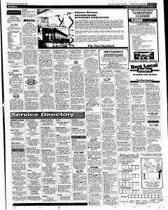Syracuse Post Standard, August 18, 2005, Page 47