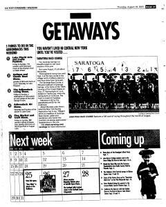 Syracuse Post Standard, August 18, 2005, Page 79