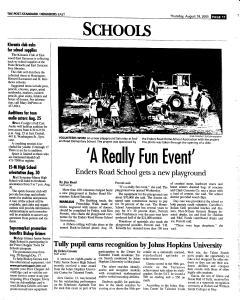 Syracuse Post Standard, August 18, 2005, Page 97