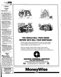 Syracuse Post Standard, August 18, 2005, Page 109