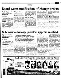 Syracuse Post Standard, August 18, 2005, Page 125