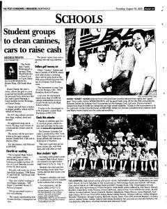 Syracuse Post Standard, August 18, 2005, Page 135