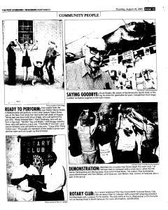 Syracuse Post Standard, August 18, 2005, Page 167