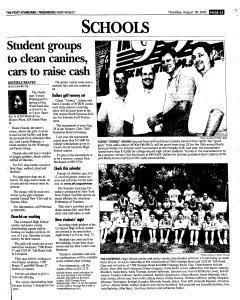 Syracuse Post Standard, August 18, 2005, Page 171