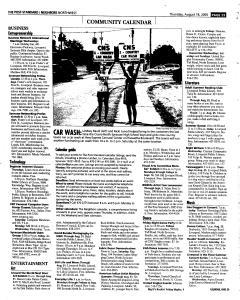Syracuse Post Standard, August 18, 2005, Page 177
