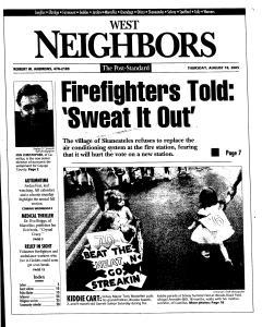 Syracuse Post Standard, August 18, 2005, Page 217