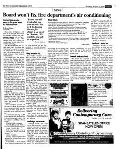 Syracuse Post Standard, August 18, 2005, Page 223