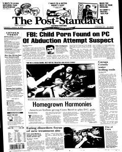 Syracuse Post Standard, August 18, 2005, Page 252