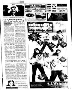 Syracuse Post Standard, August 18, 2005, Page 254