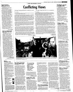 Syracuse Post Standard, August 18, 2005, Page 262