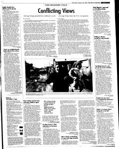 Syracuse Post Standard, August 18, 2005, Page 280