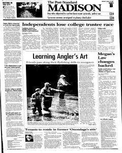 Syracuse Post Standard, August 18, 2005, Page 282