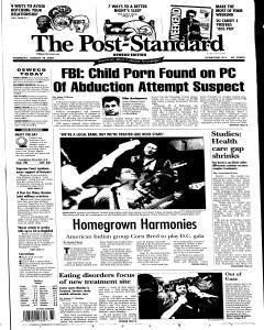 Syracuse Post Standard, August 18, 2005, Page 288