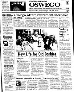 Syracuse Post Standard, August 18, 2005, Page 300