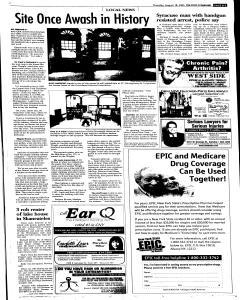 Syracuse Post Standard, August 18, 2005, Page 302
