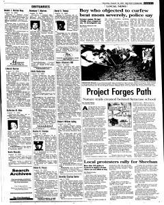 Syracuse Post Standard, August 18, 2005, Page 304