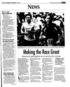 Syracuse Post Standard, August 18, 2005, Page 308