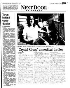 Syracuse Post Standard, August 18, 2005, Page 310