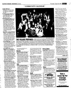 Syracuse Post Standard, August 18, 2005, Page 316