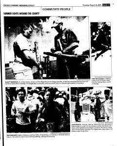 Syracuse Post Standard, August 18, 2005, Page 352