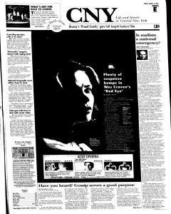 Syracuse Post Standard, August 19, 2005, Page 35