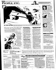 Syracuse Post Standard, August 20, 2005, Page 71