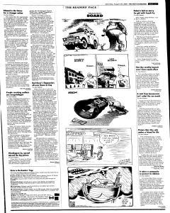 Syracuse Post Standard, August 20, 2005, Page 7