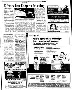 Syracuse Post Standard, August 20, 2005, Page 72