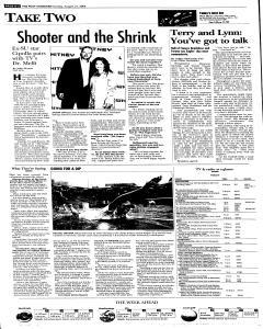 Syracuse Post Standard, August 21, 2005, Page 36