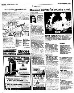 Syracuse Post Standard, August 21, 2005, Page 121