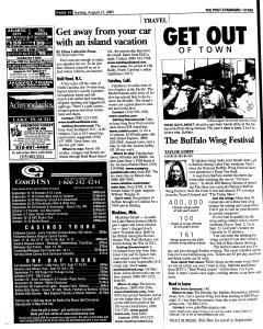 Syracuse Post Standard, August 21, 2005, Page 123