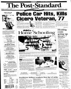 Syracuse Post Standard, August 21, 2005, Page 214