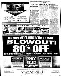 Syracuse Post Standard, August 21, 2005, Page 233