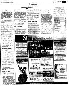 Syracuse Post Standard, August 21, 2005, Page 122