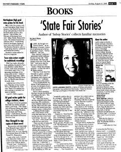 Syracuse Post Standard, August 21, 2005, Page 124