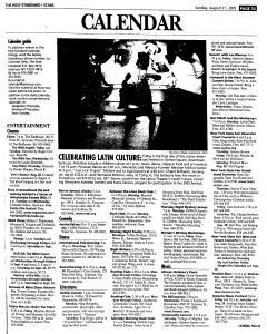 Syracuse Post Standard, August 21, 2005, Page 146