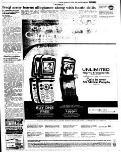 Syracuse Post Standard, August 21, 2005, Page 278
