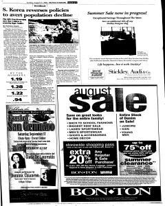 Syracuse Post Standard, August 21, 2005, Page 302