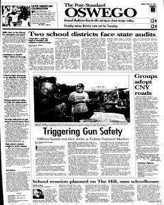 Syracuse Post Standard, August 21, 2005, Page 318