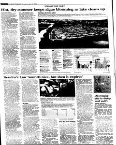 Syracuse Post Standard, August 22, 2005, Page 61