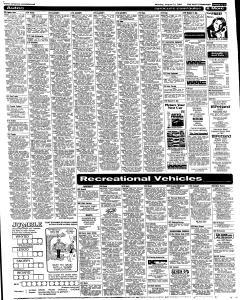 Syracuse Post Standard, August 22, 2005, Page 33