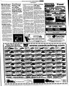 Syracuse Post Standard, August 22, 2005, Page 70