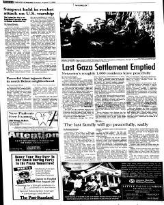 Syracuse Post Standard, August 23, 2005, Page 4